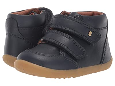 Bobux Kids Step Up Timber Boot (Infant/Toddler) (Navy) Kid
