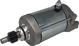 SHUmandala Starter Motor fit 18760 Yamaha YFM660 RAPTOR 660 2001-2006 ATV/Yamaha XT600E 1990-1995 /Aprilia Pegaso 650 Trail Factory 2006-2013 3SX-81890-00-00