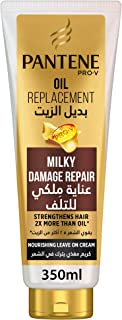 Pantene Pro-V Milky Damage Repair Oil Replacement For Unisex, 350 ml