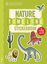 The Nature Timeline Stickerbook: From bacteria to humanity: the story of life on Earth in one epic timeline!