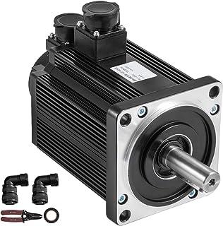 Sponsored Ad - Mophorn Servo Motor, 110ST-M05030 AC Servo Motor 1.5KW 5N.m 3000rpm Pro Servo Motor Control CNC Processing ...
