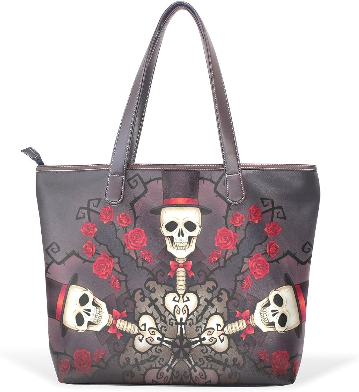 TIZORAX , Damen Tote-Tasche mehrfarbig B07FVH42X1  Eleganter Stil