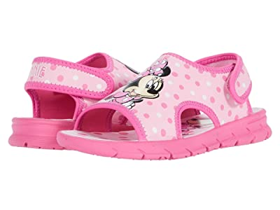 Josmo Kids Minnie Sandal (Toddler/Little Kid) (Pink) Girls Shoes
