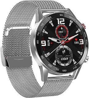 Reloj Inteligente Bluetooth Llama A Hombres Y Mujeres Reloj Deportivo IP68 Impermeable Pago Fuera De Línea Monitor De Frecuencia Cardíaca for Android iOS