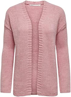 Only Onllexi L/S Cardigan CC Knt Maglione Donna