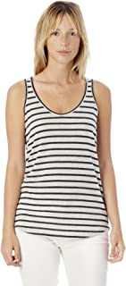 Alternative Women's Yarn Dye Stripe Eco Jersey Castaway Tank