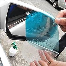 ENE 2pc auto regendichte film auto auto achteruitkijkspiegel beschermende regenbestendige anti mist waterdichte film membr...