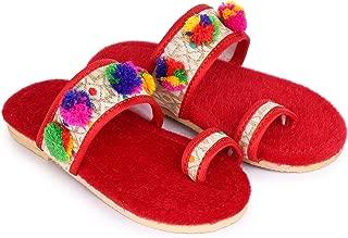 Bootie Pie Girl's Goomar Indian Shoes