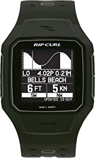 Rip Curl Men's SearchGPS Quartz Sport Watch with Polyurethane Strap