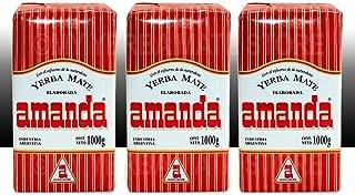 Amanda Yerba Mate 3 Kilos