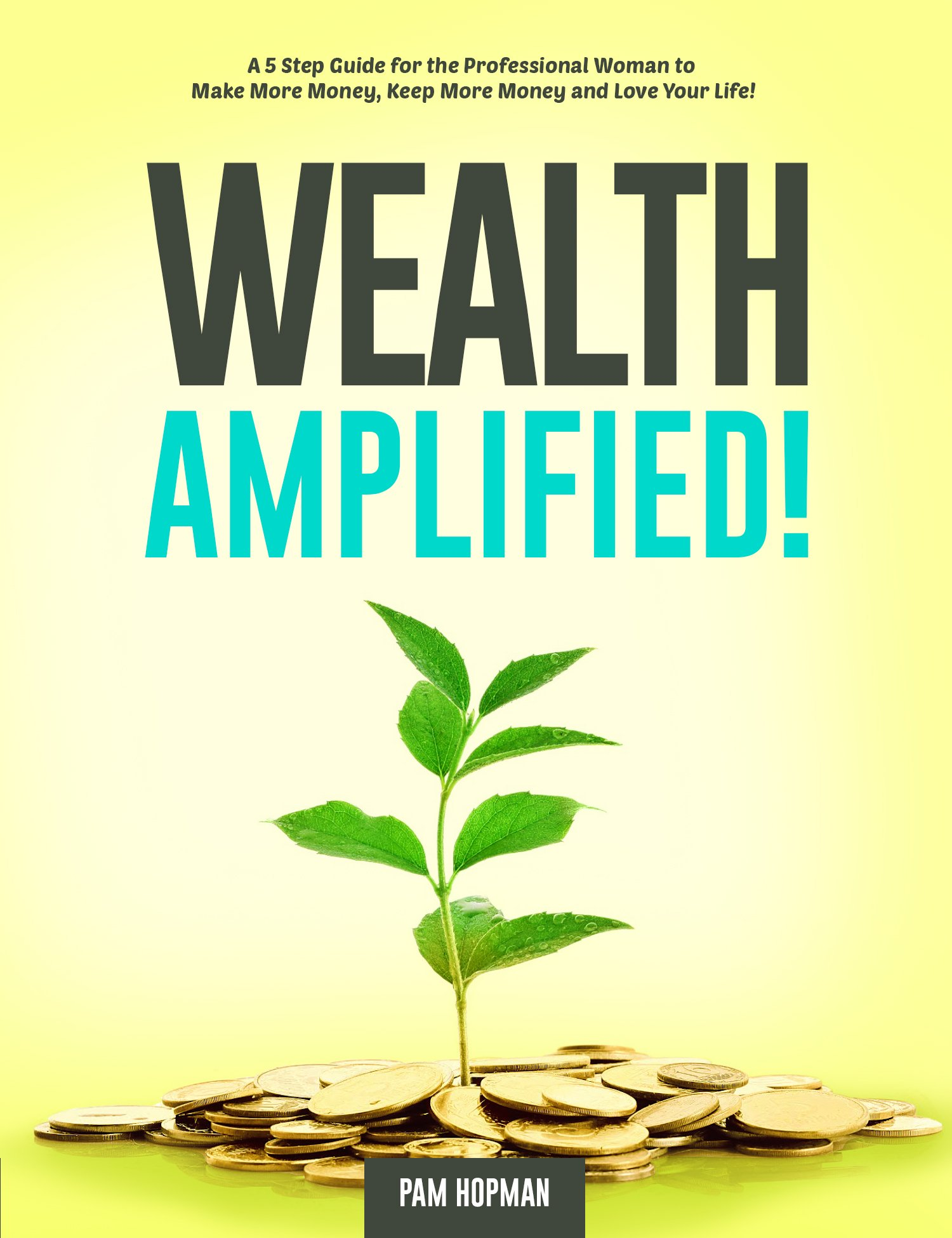 WEALTH AMPLIFIED!: A Five Step Guide for the Professional Woman to Make More Money Keep More Money and Love Your Life