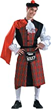 GTH Men's Funny What'S Under The Kilt Party Fancy Comical Costume