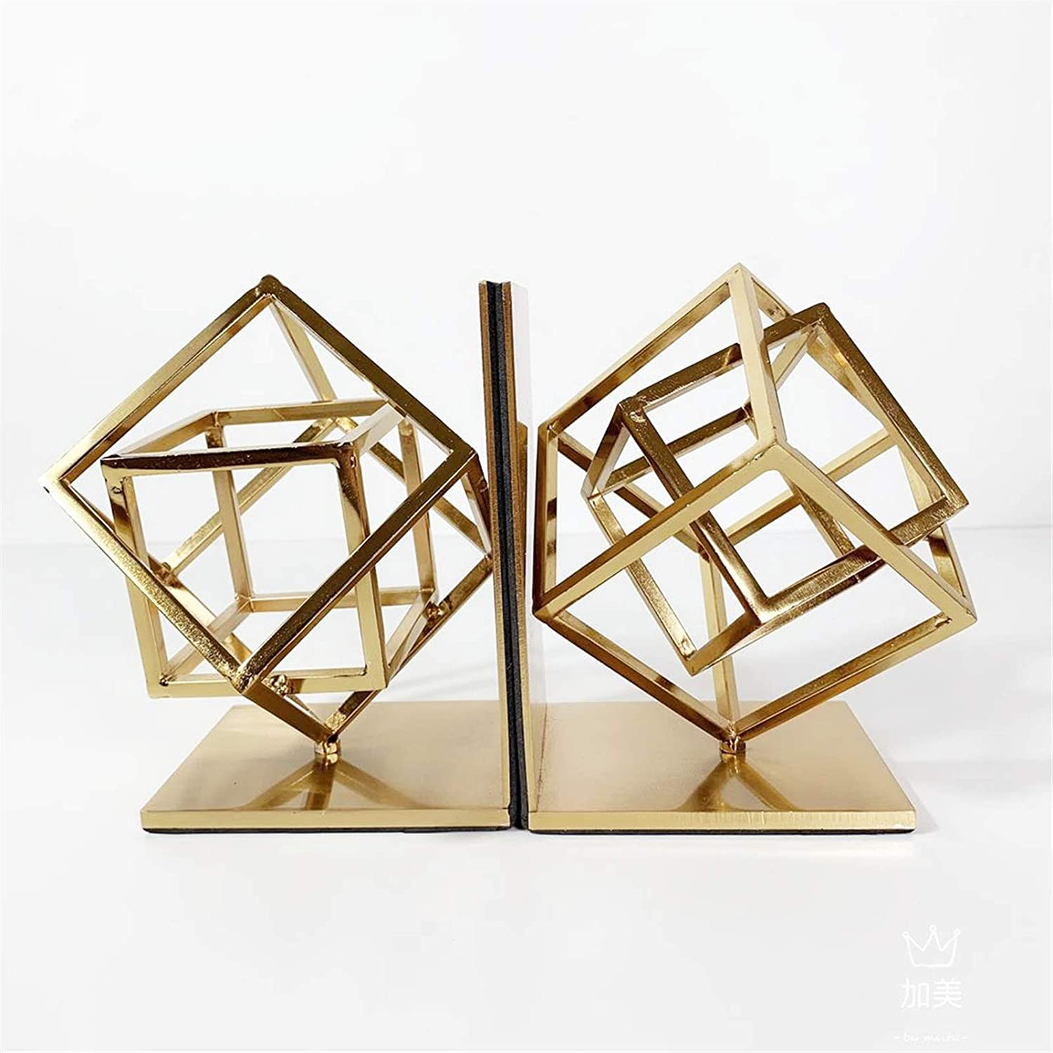 ZLQBHJ Hollow Cube Decor Decorative Shipping included Elegant Book Max 61% OFF Vintage Cr Ends