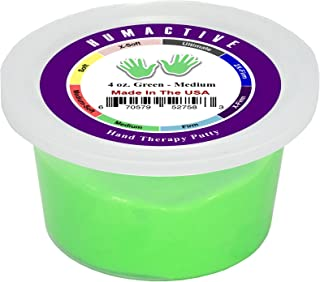 Hand Therapy Putty – Physical Therapy, 4 oz. Medium, MADE IN USA