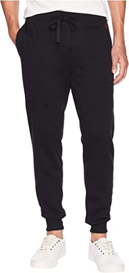 Brushed Fleece Jogger Pants
