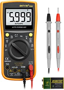 ULTRICS 0021L Auto Ranging Digital Multimeter