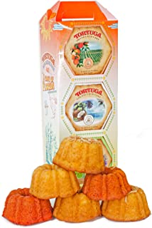 Tortuga 'A Taste of Florida' Six-Pack Mix, 4-Ounce Rum Cake (Pack of 6)