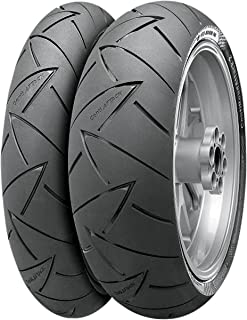Continental ContiRoadAttack 2 Sport/Touring Motorcycle Tire Front 120/70-18