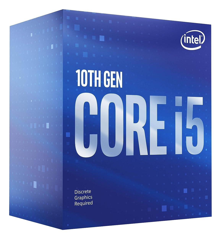 シェルターミトンギャングスターINTEL 第10世代CPU Comet Lake-S Corei5-10400F 2.9GHz 6C/12TH BX8070110400F【 BOX 】 日本正規流通品