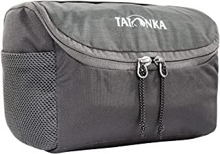 Tatonka One Week toalettväska, Titan Grey, 19 x 21 x 14 cm