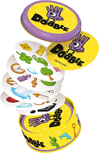 Hasbro Funskool-Asmodee Dobble, Multicolor product image