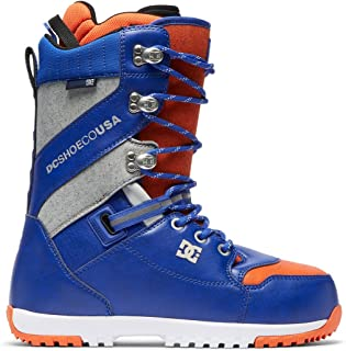 DC Shoes Mens Shoes Mutiny Lace-Up Snowboard Boots Adyo200037