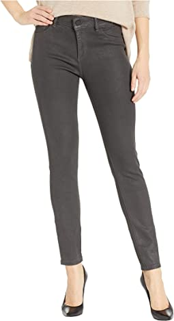 Florence Mid-Rise Instasculpt Ankle Skinny in Pewter