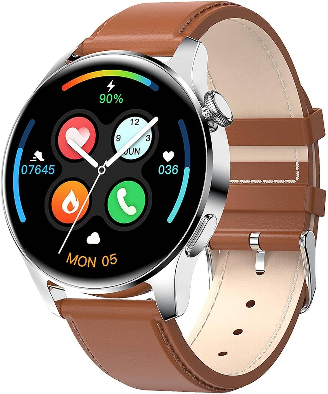 N\C Smart Watch Bluetooth Call Screen Smartwatch Touch Be super welcome Men's Spo Rare