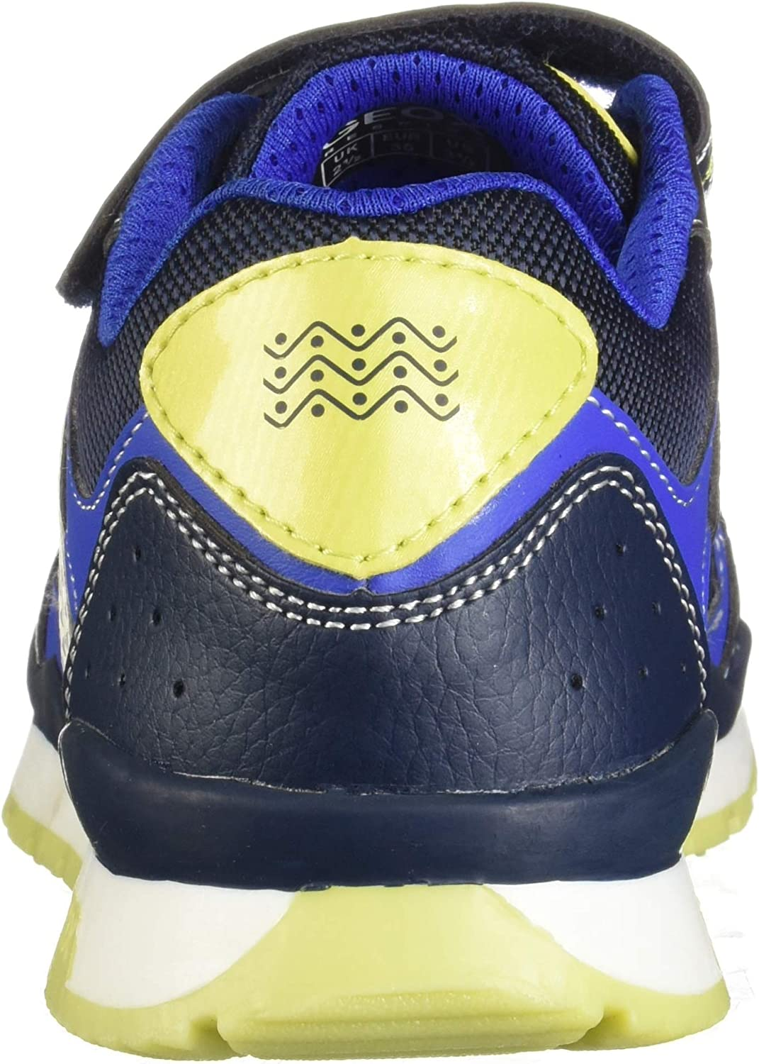 Geox Boys/' J Pavel a Low-Top Sneakers