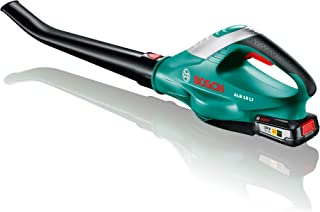 Bosch Cordless Leaf Blower ALB 18 LI (1 Battery, 18 Volt System, 2.5 Ah, in Box)
