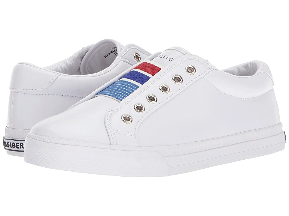 Tommy Hilfiger Laven (White/Blue Multi) Women