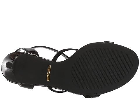 LAUREN Ralph Lauren Gilah Black/Black Patent Leather/Kid Suede