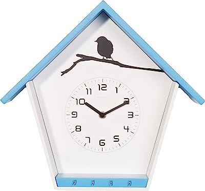 Guzzini 8008392309307 Horloge Coucou A Pendule Qq Home Amazon Fr Cuisine Maison