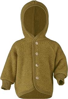Baby giacca in pile, lana vergine, marchio: Engel Natur, 3colori