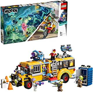 Lego 6250506 Lego Hidden Side   Lego Hidden Side Paranormale Interceptiebus 3000 - 70423, Multicolor