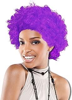 Windy City Novelties Afro Wig 70's 80's Disco Theme