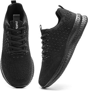 EGMPDA Homme Chaussure De Course Hommes Sneakers Baskets pour Hommes Confortables Respirantes Running Basquettes Tennis Ch...