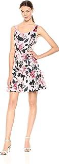 فستان نسائي بدون أكمام مناسب وواسع من NINE WEST