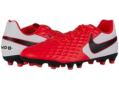 Nike Tiempo Legend 8 Club FG/MG (Laser Crimson/Black/White) Cleated Shoes