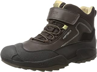Geox Kids' New Savage BOY ABX 4 Ankle Boot