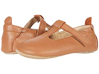 Old Soles Omhe-Bub (Infant/Toddler) (Tan) Girl