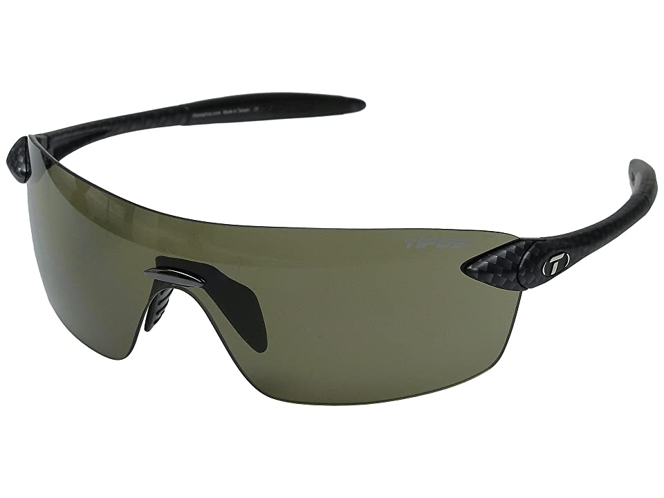 Tifosi Optics Vogel 2.0 (Matte Carbon) Sport Sunglasses