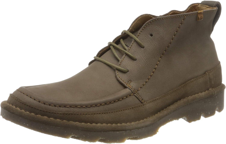 El Naturalista Men's High order Chukka Max 80% OFF Ankle Boots