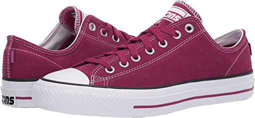 Rose Maroon/White/Rose Maroon