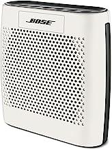 Parlante SoundLink Color con Bluetooth de Bose (Negro) Altavoz Bluetooth Blanco