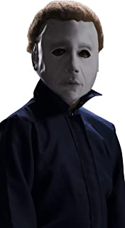 Michael Myers Vinyl Child Mask with Hair