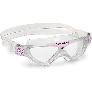 Aqua Sphere Vista Junior Schwimmbrille (klar/pink)