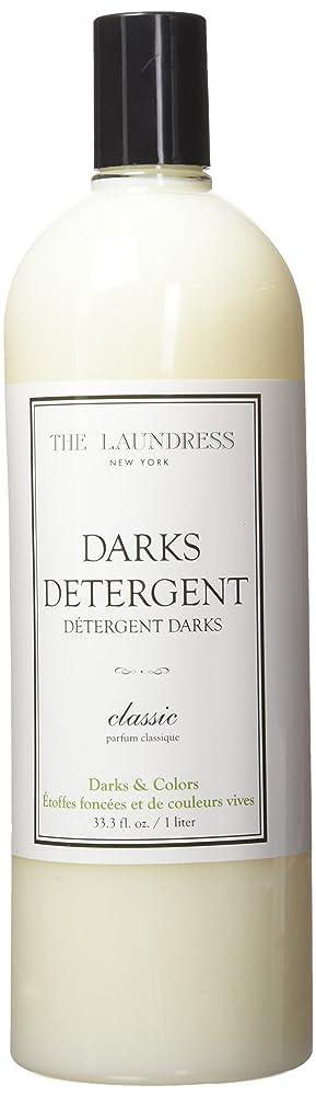 貝殻敬の念取り戻すTHE LAUNDRESS(ザ?ランドレス)  ダークデタージェント classicの香り 1L