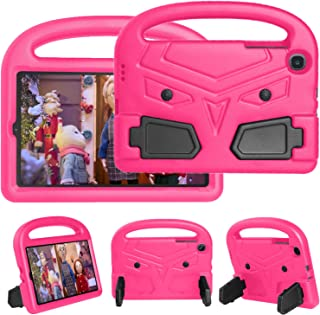 CLARKCAS Kids Case forGalaxy Tab A 8.4 2020 (-T307/T307U), Shockproof Durable Bumper Handle Stand Rugged Lightweight Prote...