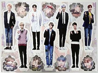 Best BTS BANGTAN BOYS - STANDING PAPER [MINIATURE STANDUPS] Review